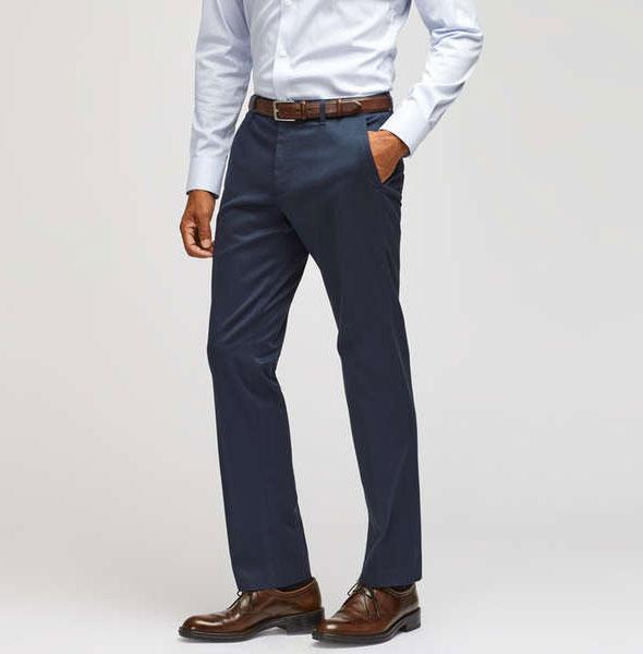 Produzione pantaloni uomo conto terzi