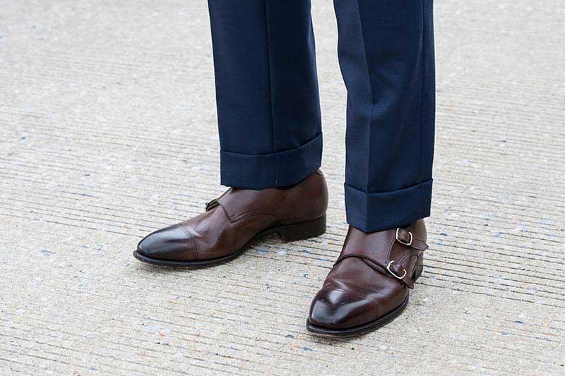 Pantalone uomo per sartoria